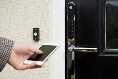 Access Control system installation services in Lawrenceville GA