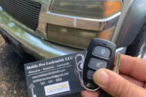 Mobile Pro Locksmith LLC automotive locksmith services in Lawrenceville Ga